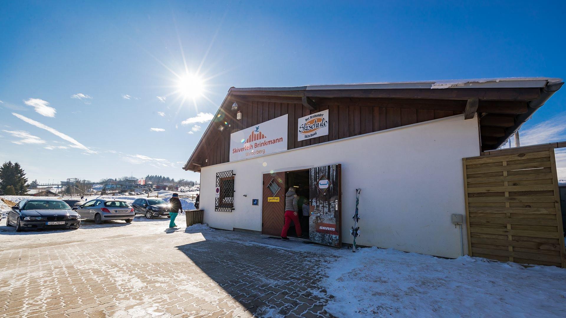 Skiverleih Brinkmann - Filiale 1 - Skigebiet Kappe - Kapperundweg 3