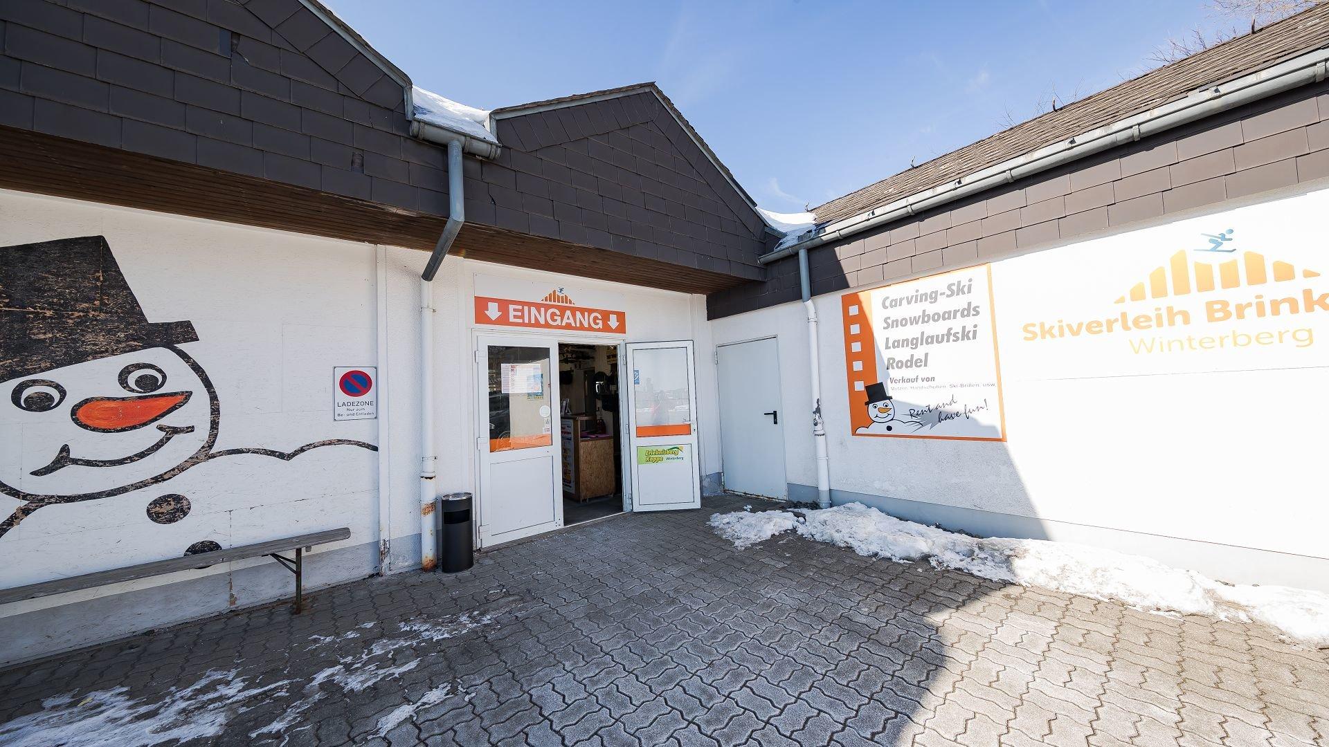 Skiverleih Brinkmann - Filiale 4 - Gewerbegebiet Remmeswiese 28